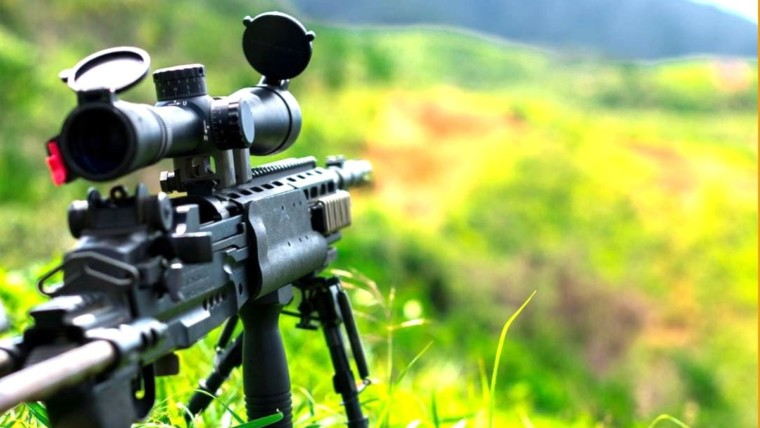 Best Night Vision Scopes for Rifle