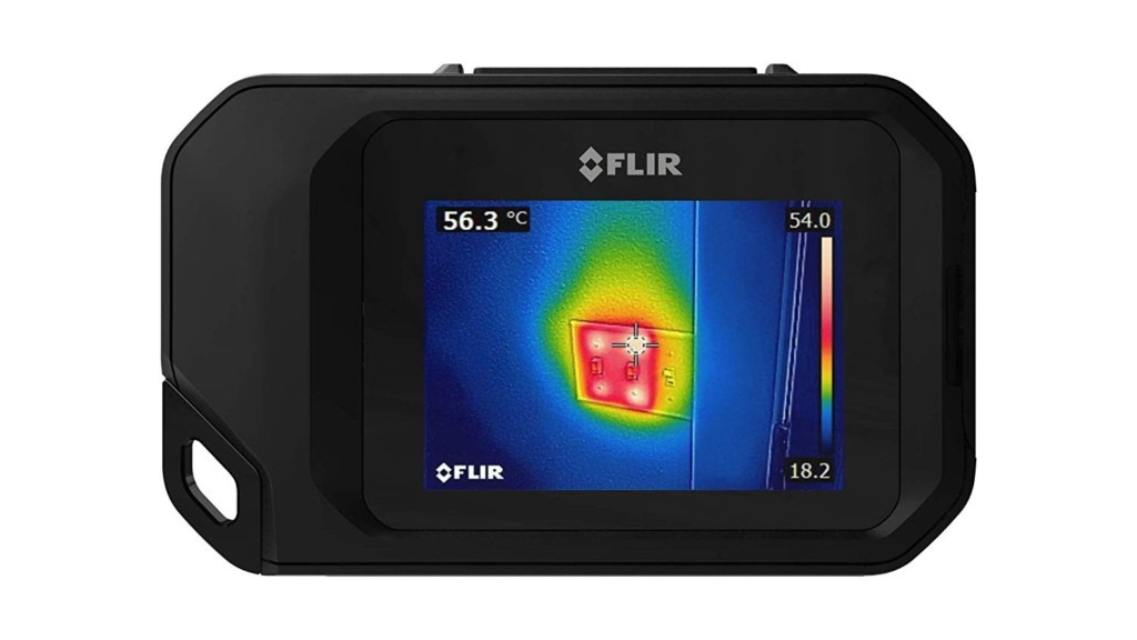 FLIR C3 Compact Thermal Picture Camera